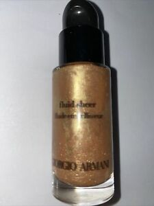 Giorgio Armani Fluid Sheer Glow Enhancer #10 18ml Authentic New