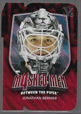 ITG Between the Pipes Masked Men 4 Jonathan Bernier /5 Final Vault Kings