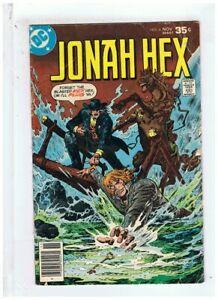 DC Comics Jonah Hex #6 VG/F- 1977