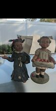 New listing Selina Jane & Tara- All God's Children vintage figurine by Martha Holcomb