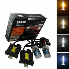 NEW  HID Xenon LED Headlights Conversion KIT H7 6000k 55W Car Headlight Bulbs