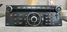 Autoradio CD MP3 RT5  Navigation, Téléphone, GPS, Peugeot 407 ph 2