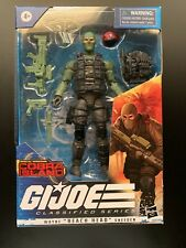 "G.I. Joe Classified Series Beach Head #10 Cobra Island 6"" IN HAND BLUE EYES!"