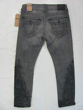 True Religion Ricky Straight Flap Pockets-Hitchhikers Trail -Size 30- NWT $298
