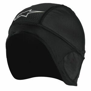 Skull Cap Beanie > Official Alpinestars /Balaclava Under Motorcycle Helmet