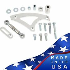 Ford FE Engine Power Steering Bracket 390 427 428 V-Belt Billet Aluminum