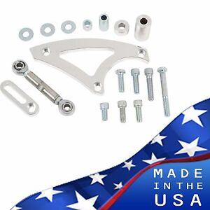 Ford FE Engine Power Steering Bracket 390 427 428 V-Belt Billet Aluminum