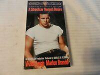 A Streetcar Named Desire (VHS, 1999, Original Directors Version) Marlon Brando