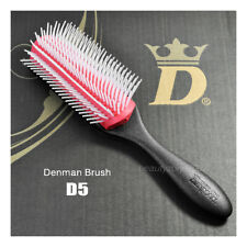 Denman D5 Classic Styling Brush with Heavyweight Handle X005BLKP