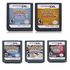 Pokemon SoulSilver / HeartGold Version Spielkarte für Nintendo 3DS NDSI NDS* DE