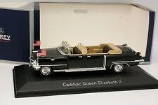 Norev 1/43 - Cadillac Queen Elizabeth  II 1956