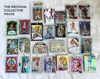 NBA Mystery Pack 10-Card Superstar Hits - Rare Inserts, Autos, Kaboom and more!
