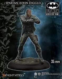 Batman Miniature Game - Spartan (John Diggle)