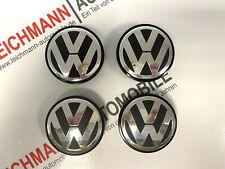 Original VW Golf Tiguan Passat Nabendeckel Felgendeckel 3B7601171 NEU 4 Stück