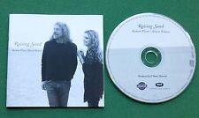 Robert Plant & Alison Krauss Raising Sand inc Fortune Teller & Rich Woman + CD