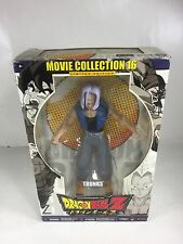 Dragon ball z movie collection 16 Trunks very RARE! (SOME SHELF WEAR)