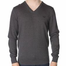 Fred Perry Men's Regular Medium Knit Jumpers & Cardigans