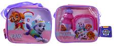 OFFICIAL LICENSED PAW PATROL CHILDRENS LUNCH BAG SCHOOL BAG GIRLS BOY BOX BAG