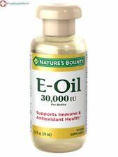 Nature Bounty Vit E Oil 30000iu 2.5oz