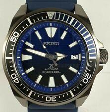 Seiko Prospex Samurai hombre automático/Mano De La Bobina 200m Reloj de buceo srpd 09