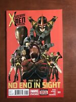 Uncanny Xmen Special #1 (2014) 9.2 NM Marvel Key Issue Comic Book Choo Variant