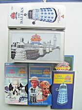 Doctor Who The Chase Dalek limited Edition Tin Set