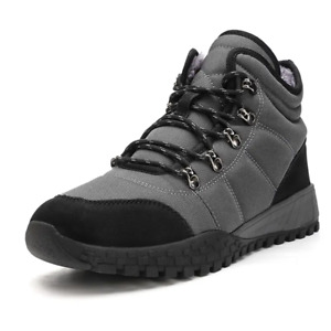 Man Hiking Shoes Waterproof Non-slip Sports Outdoor Shoes Snow Boots Winter L