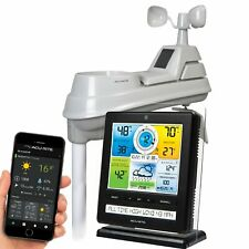 AcuRite Pro Weather Station with PC Connect, 5-in-1 Weather Sensor -wireless