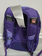 HIGH SIERRA Backpack Gray Multi-compartment Air Flow Suspension Strap System NEW