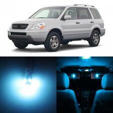 14 x ice Blue Interior LED Lights Package For 2003- 2005 Honda Pilot +TOOL