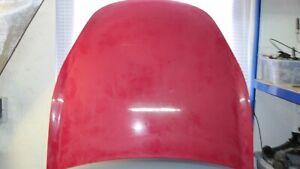 FIAT Barchetta Cabrio Motorhaube Farbe Rot Für Bastler