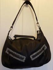 New & Unused With Tags!Marks & Spencer 'Limited' Black Shoulder/Satchels Bag