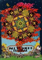 JIMI HENDRIX / THE DOORS / THE WHO 1970 ISLE OF WIGHT FESTIVAL PROGRAM BOOK