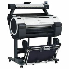 "Canon iPF670 MFP L24 Wide Format Printer Plotter - Scan Print Copy 24"" - NIB NEW"