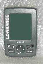 Lowrance Elite 4 Color Fishfinder Depth Finder