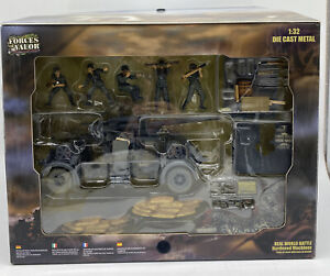Forces of Valor German 88 mm Flak Gun Stalingrad 142. 1:32