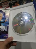 Jeopardy (Nintendo Wii, 2010) DISC BAD SHAPE. BUT IT IS COMPLETE LOOK PICTURES