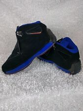 Air Jordan 18 (XVIII) Original - Black/Royal Blue Sz 10
