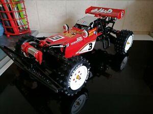 Tamiya R/C Hotshot 1/10 Kit - Red (58391)