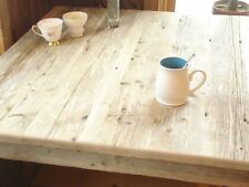 """Driftwood Table, Rustic Dining Table (38""""x36""""x29""""H"""") Natural Round Legs"""