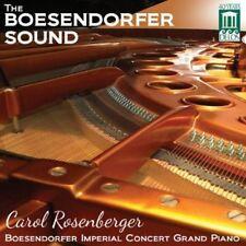 Boesendorfer Sound - Bennett/Ravel/Liszt/Granados/Debussy/Griffe (2013, CD NEUF)