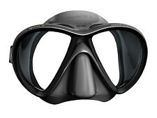Mares X-VU Liquidskin Spear Fishing Mask Scuba Diving Free Dive Gray