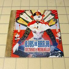 Ojos De Brujo - Sultanas De Merkaillo PROMO CD 3Trk+Video Flamenco, Electro #118