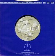 Les Enfants Terribles - Paths Of Glory - 1989 Midnight 7 Inch Vinyl Record New