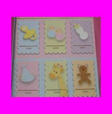 150 Baby Shower Raffle Tickets - 150 per pack - BABY SHOWER GAME