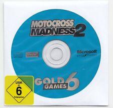 Motocross Madness 2 -  Windows 95/98/Me/XP/Vista/7