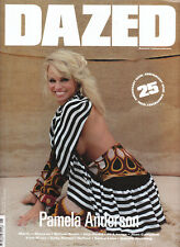 DAZED &CONFUSED 25th Anniversary Issue A/W2016 PAMELA ANDERSON Dolly Parton @NEW