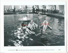 """Cher-Nicholson-Pfeiffer-Witches of Eastwick-8"""" x 10"""" B&W Photo-W-98-1987-#381A"""