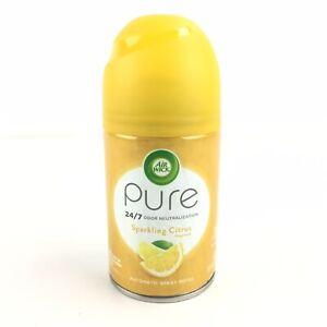 Air Wick Pure Freshmatic Refill Automatic Spray, Sparkling Citrus, 5.89 Oz