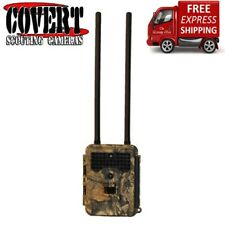Covert 5595 E1 AT&T Certified Code Black Wireless Invisible IR Trail Camera